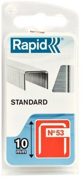 Zszywki standardowe Rapid