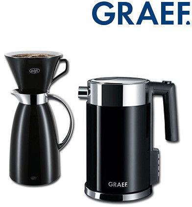 Czajnik GRAEF WK 702 czarny I tel. (22) 266 82 20 I Raty 0 % I Bezpieczne zakupy I Płatności online !