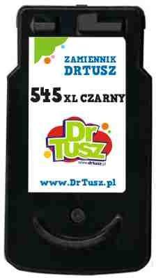 Tusz Zamiennik PG-545 XL do Canon (8286B001) (Czarny) - DARMOWA DOSTAWA w 24h