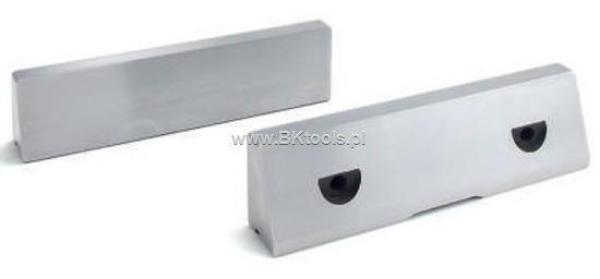Wkładki szczękowe gładkie 150 mm do imadeł FPZ Darmet