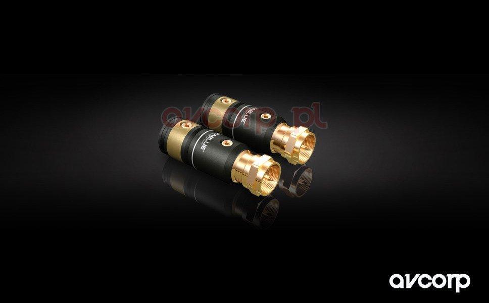 Viablue T6s F-plugs, lutowana