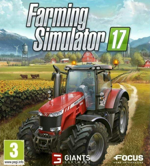 Farming Simulator 17 (PC) Klucz Steam