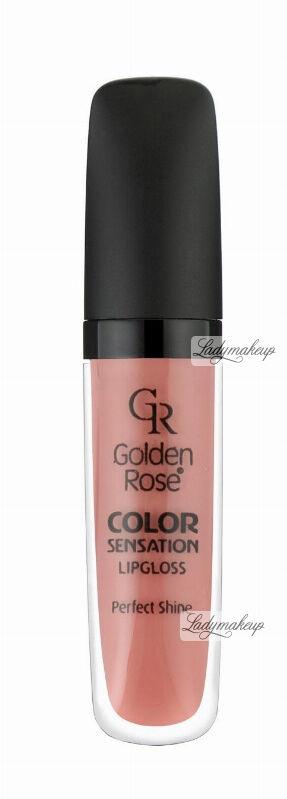 Golden Rose - COLOR SENSATION LIPGLOSS - Błyszczyk do ust - 103