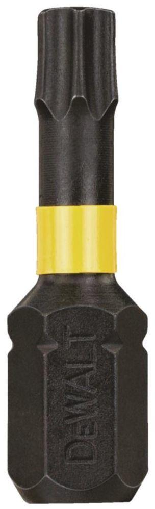 Bit udarowy T30 25 mm DT7384T-QZ 5 szt. DEWALT