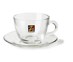 Filiżanka i spodek - Zicaffe - Cappuccino Szklana