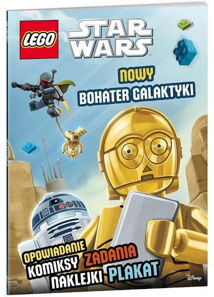 Lego Star Wars Nowy bohater galaktyki ZAKŁADKA DO KSIĄŻEK GRATIS DO KAŻDEGO ZAMÓWIENIA