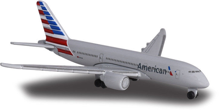 Majorette Airplanes - Samolot Boeing 787-9 American 2057980