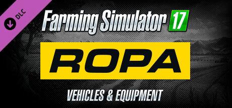Farming Simulator 17 Ropa Pack (PC) Klucz Steam