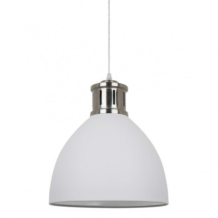Lampa wisząca Lola MD-HN8100-WH+S.NICK Italux