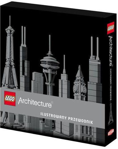Lego Architecture Ilustrowany przewodnik ZAKŁADKA DO KSIĄŻEK GRATIS DO KAŻDEGO ZAMÓWIENIA