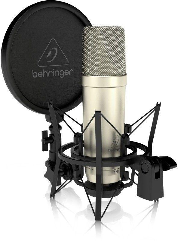 Behringer TM1 - Mikrofon wielkomembranowy pojemnościowy I Expresowa wysyłka I 30 dni na zwrot