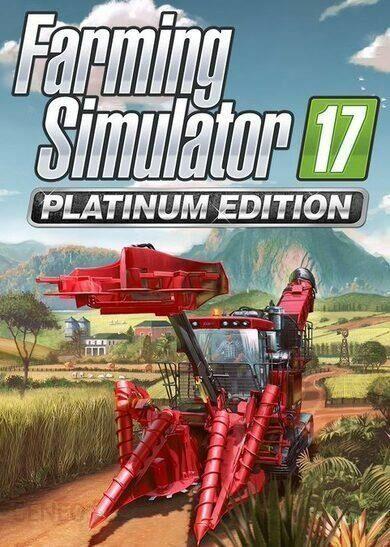 Farming Simulator 17 - Platinum Edition (PC) Klucz Steam