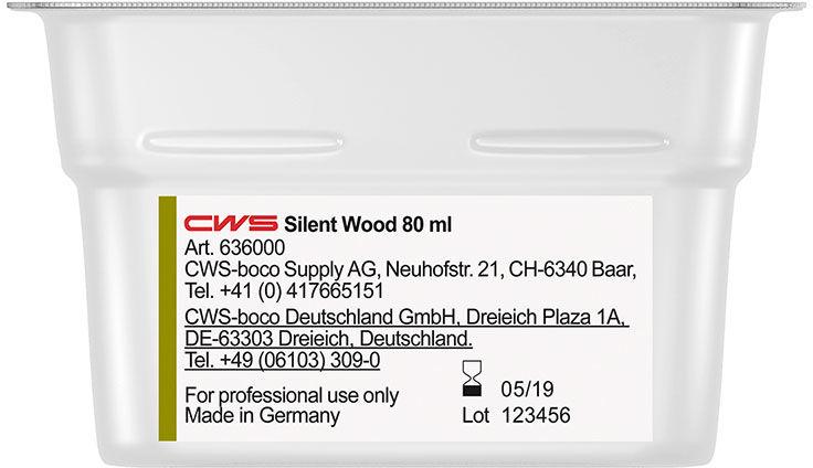Wkład do odświeżacza powietrza CWS Air Bar Silent Wood