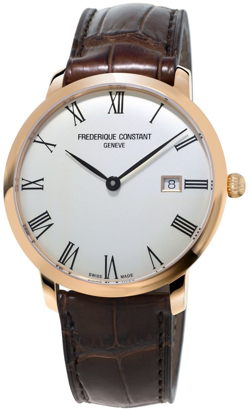 Zegarek męski Frederique Constant Slimline Automatic