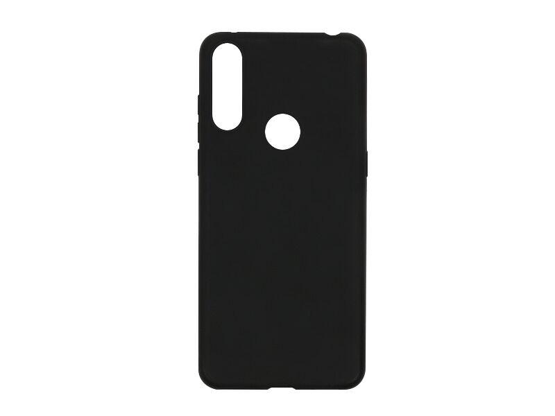Alcatel 3X (2019) - etui na telefon Soft Flex - czarny