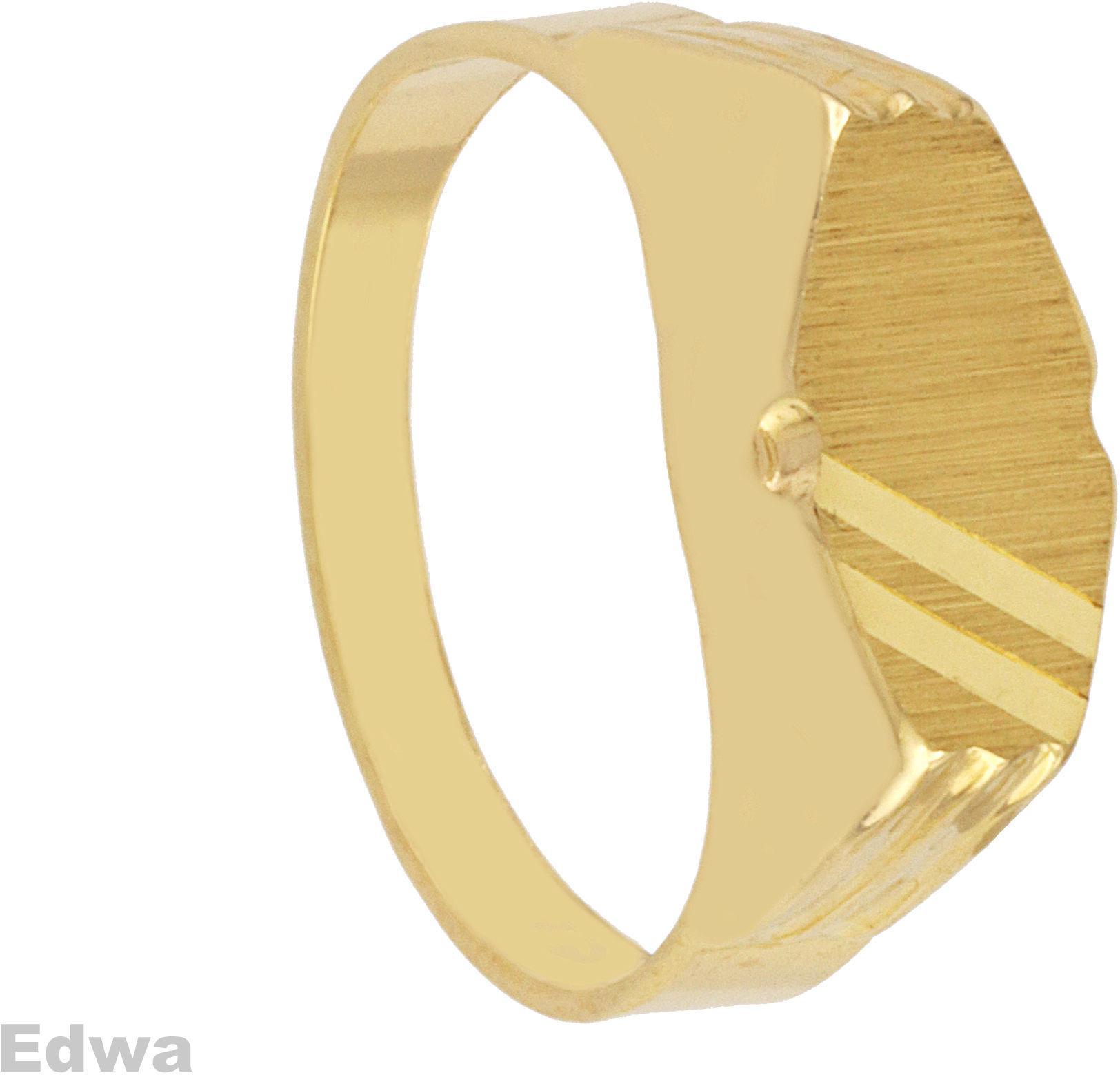 Sygnet złoty pr.585