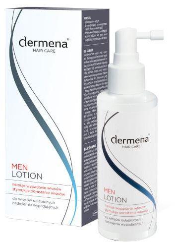 Dermena Hair Care Men Lotion do włosów osłabionych nadmiernie wypadających 150 ml