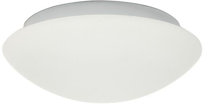 NINA LAMPA SUFITOWA PLAFON BIAŁY 280MM 1X60W E27