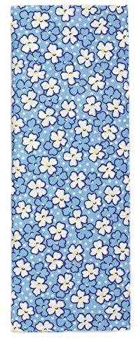 GLOREX Wykrój materiału, poliester, niebieski, 26 x 13 x 1,5 cm