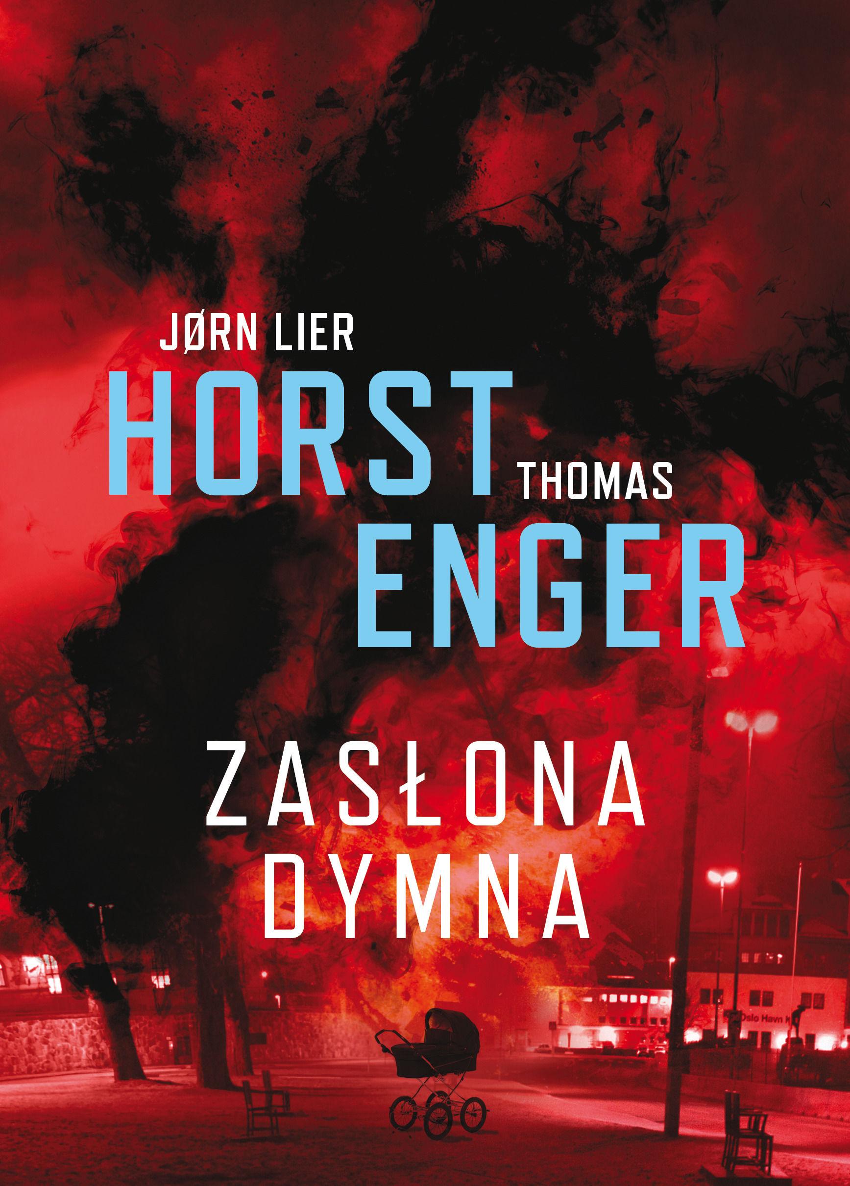 Zasłona dymna - Thomas Enger - ebook