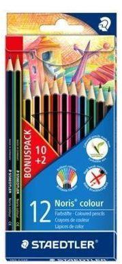 Kredki STAEDTLER Noris Colour 12 kolorów 185 C12P. > Letnia wyprzedaż! RABATY nawet do 40%! DARMOWA DOSTAWA ODBIÓR W 29 MIN DOGODNE RATY!