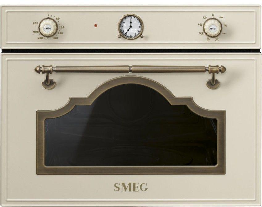 Kuchenka mikrofalowa Smeg SF4750MPO - Użyj Kodu - Raty 20 x 0% I Kto pyta płaci mniej I dzwoń tel. 22 266 82 20 !