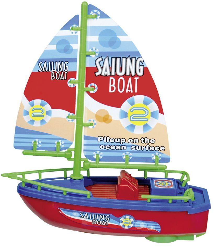 Happy People 72508 łódź, 16 x 19 x 5,5 cm, wielokolorowa