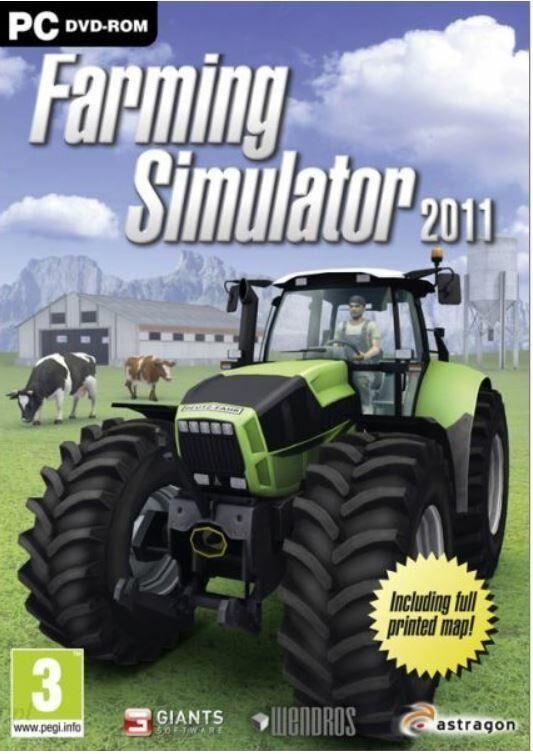 Farming Simulator 2011 Classics (PC) Klucz Steam