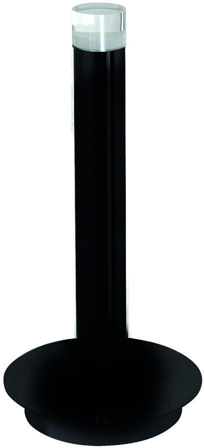 Lampa stojąca CARBON led czarna ML186 Milagro  SPRAWDŹ RABATY  5-10-15-20 % w koszyku