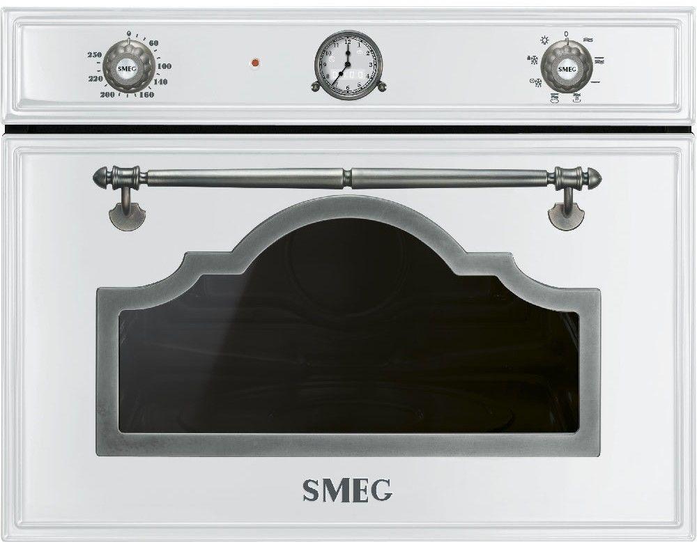 Mikrofala Smeg SF4750MBS - Użyj Kodu - RATY 10 X 0 % I GWARANCJA 5 LAT I Z KODEM S45 DO 45% RABATU I tel. 22 266 82 20 !