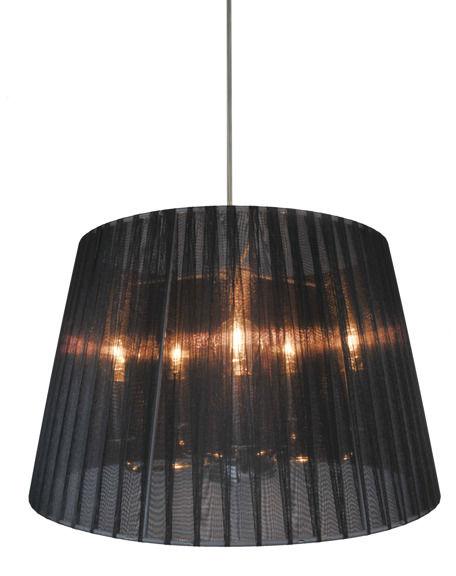 Lampa wisząca BLOIS P16194-BK  Zuma Line