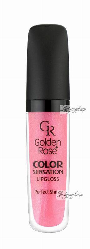 Golden Rose - COLOR SENSATION LIPGLOSS - Błyszczyk do ust - 106
