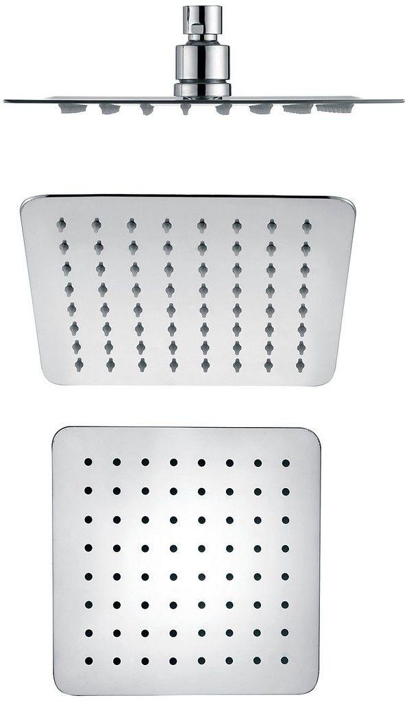 Excellent głowica prysznicowa kwadratowa slim 200 mm AREX.3022CR