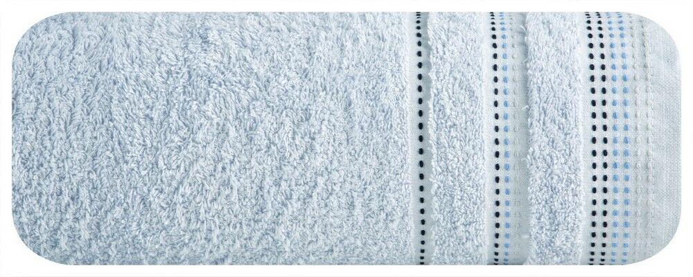 Ręcznik Pola 70x140 08 Błękitny Eurofirany