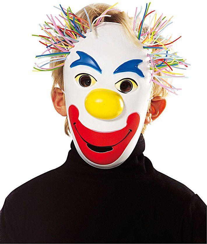 Cesar H418 Clown maska dziecięca, rozmiar dziecięcy