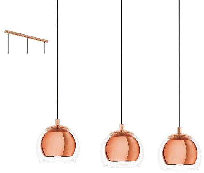 Lampa wisząca ROCAMAR 94591 - Eglo - Sprawdź kupon rabatowy w koszyku