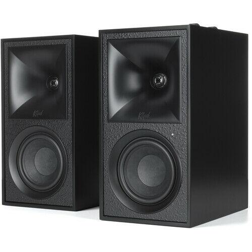 KLIPSCH The Fives Aktywne Kolumny Bluetooth Matte Black 1szt+ UCHWYTorazKABEL HDMI GRATIS !!! MOŻLIWOŚĆ NEGOCJACJI  Odbiór Salon WA-WA lub Kurier 24H. Zadzwoń i Zamów: 888-111-321 !!!