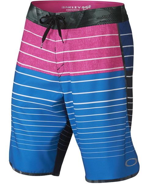 Oakley BLADE STRAIGHT EDGE ELECTRIC BLUE męskie szorty kąpielowe - 30