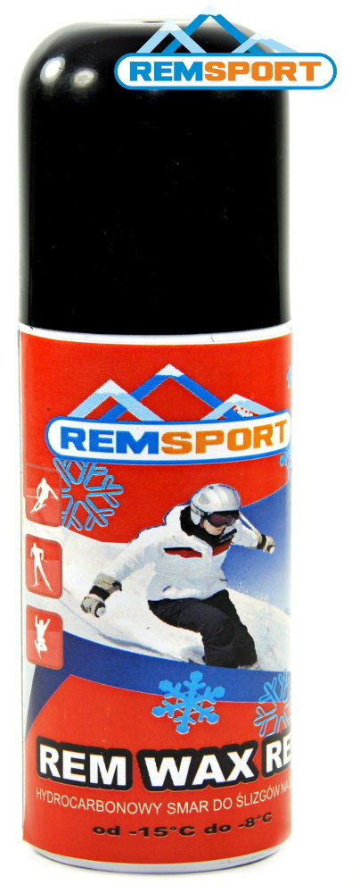 Smar Rem Wax Red 100ml REMSPORT