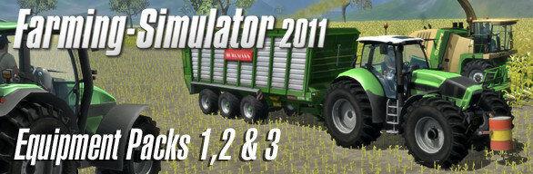 Farming Simulator 2011 - DLC Pack (PC) Klucz Steam