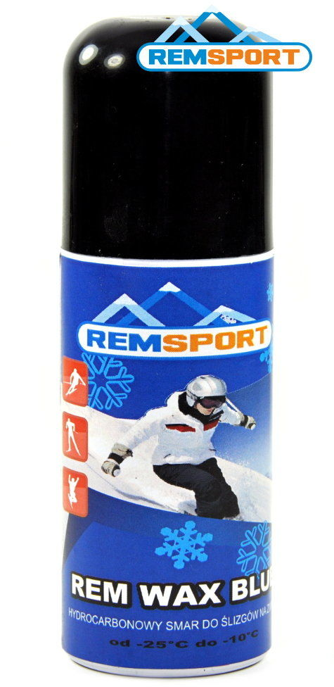 Smar Rem Wax Blue 100ml REMSPORT