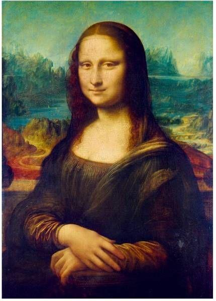 Puzzle 1000 Mona Lisa, Leonardo Da Vinci - Bluebird Puzzle