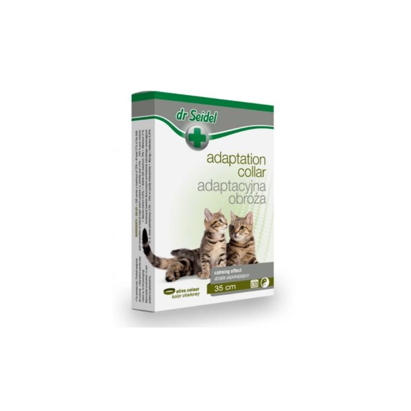 Obroża adaptacyjna dr Seidla dla kotów