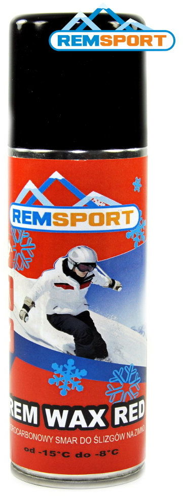 Smar Rem Wax Red 200ml REMSPORT