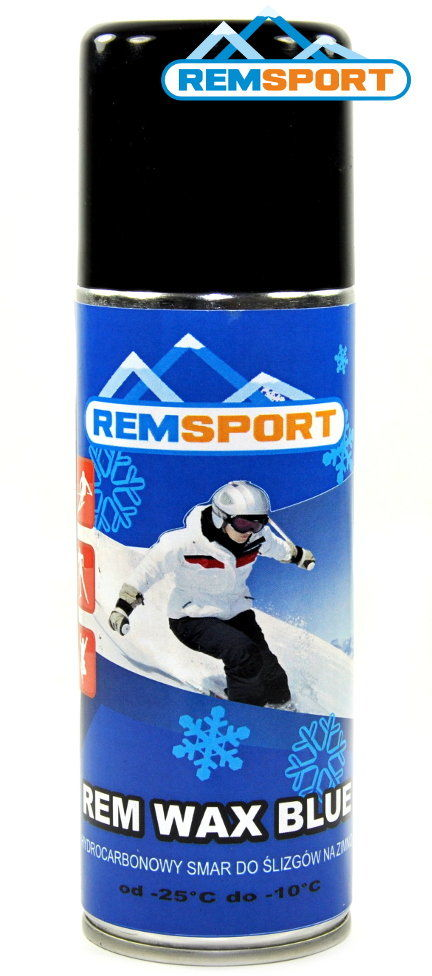 Smar Rem Wax Blue 200ml REMSPORT