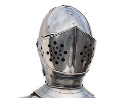 PEŁNOWYMIAROWA ZBROJA RYCERSKA Z XVI W. zbroja rycerska (900)