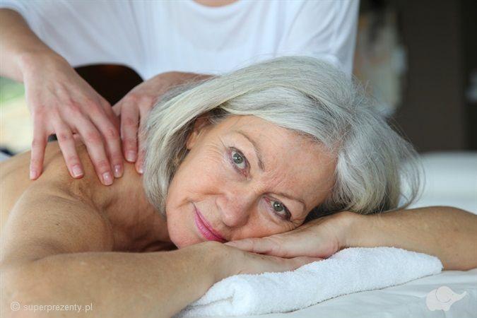 Tajski masaż całego ciała dla osoby starszej w Krakowie