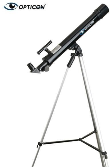 Teleskop Astronomiczny OPTICON STAR RANGER + Duży Statyw + Płyta DVD + Mapy/Plakaty + Akcesoria.