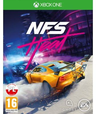 Gra Xbox One Need for Speed Heat
