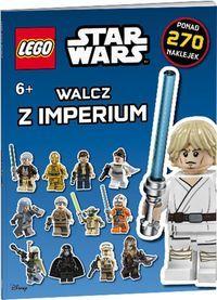 Lego Star Wars Walcz z Imperium ZAKŁADKA DO KSIĄŻEK GRATIS DO KAŻDEGO ZAMÓWIENIA